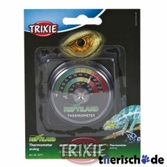 TRIXIE Terrarium Thermometer, analog