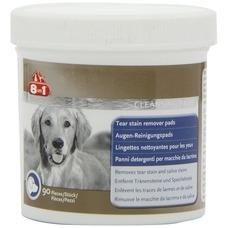8in1 Augen-Reinigungspads für Hunde