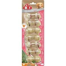 8in1 Delights Pork Kauknochen