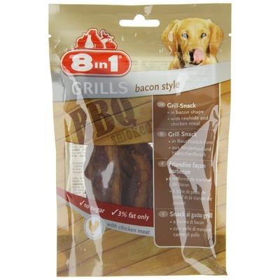 8in1 Grills Bacon Style, Belohnung für Hunde