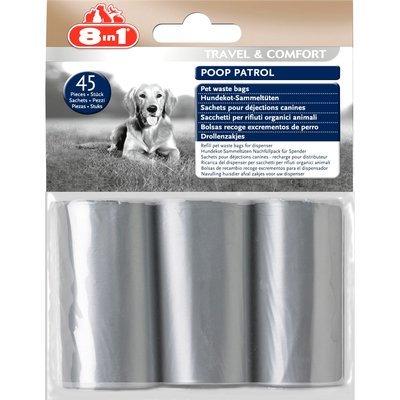 8in1 Sammeltüten für Hundekot - Nachfüllpack