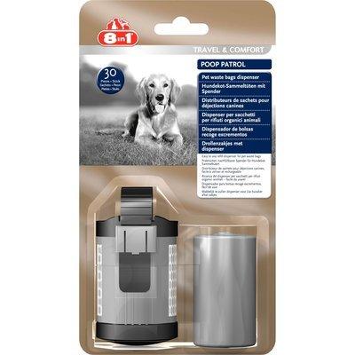 8in1 Sammeltüten für Hundekot und Spender