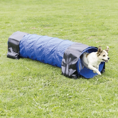 Trixie Agility Tunnel für Welpen und kleine Hunde