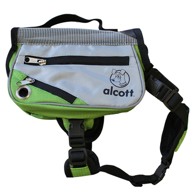 Alcott Abenteuerrucksack für Hunde