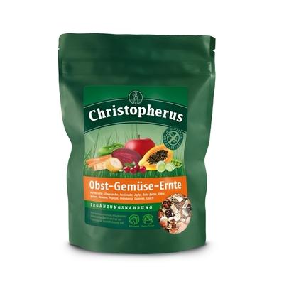 Allco Dog Christopherus Gemüsemischung, Obst Gemüse Ernte, 6x300 g