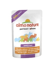 Almo Nature Daily Menu Katzenfutter