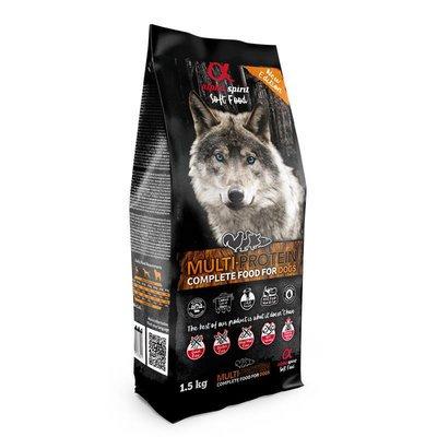 Alpha Spirit Complete Hundefutter Multiprotein