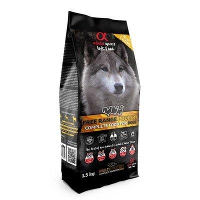 Alpha Spirit Complete Soft Hundefutter Freiland-Geflügel