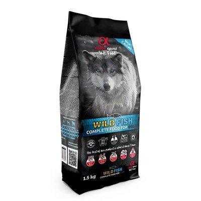 Alpha Spirit Complete Soft Hundefutter Wild Fish Preview Image