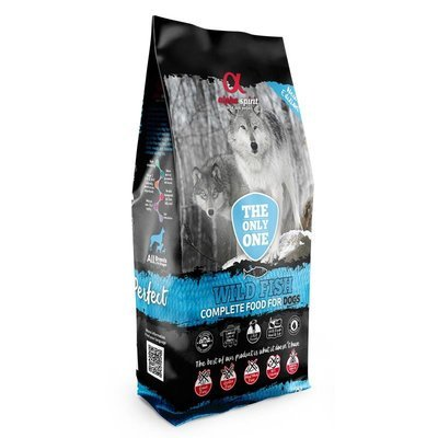 Alpha Spirit The Only One Wild Fish Hundefutter Preview Image