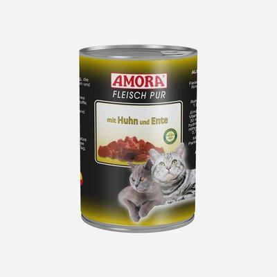 Amora Katzen Nassfutter Fleisch pur Preview Image