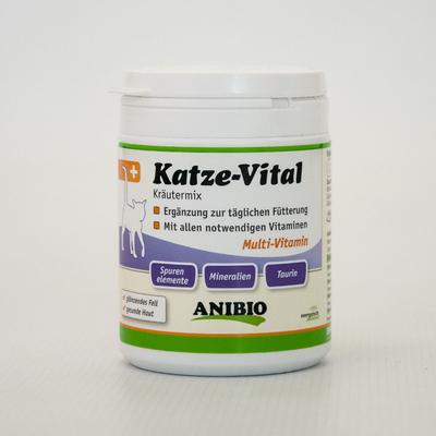Anibio Katze-Vital