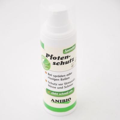 Anibio Pfotenschutz Creme für Hunde und Katzen