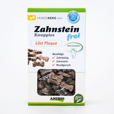 Anibio Zahnstein-frei Hundekeks Mini