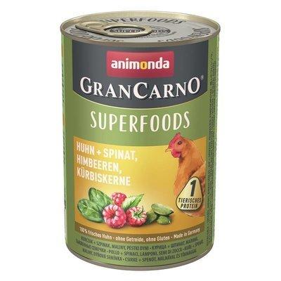 Animonda GranCarno Superfood Hundefutter