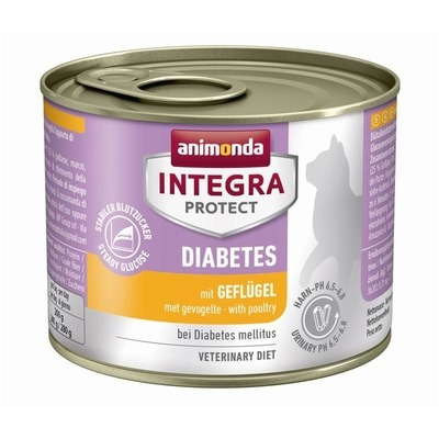 Animonda Integra Protect Diabetes Katzenfutter Dosen