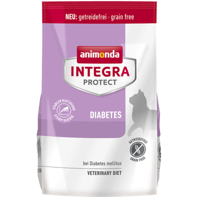 Animonda Integra Protect Diabetes Katzenfutter Trocken