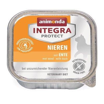 Animonda Integra Protect Niere Katzenfutter Schälchen