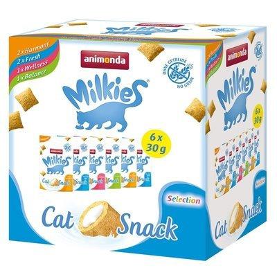 Animonda Katzen Snack Milkie Multipack