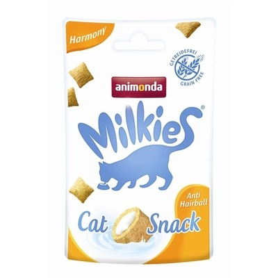 Animonda Katzensnack Milkies Anti Hairball