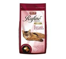 Animonda Rafine Cross Trockenfutter für Katzen, Ente,Pute & Huhn 400g