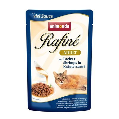 Animonda Rafine Katzenfutter Portionsbeutel