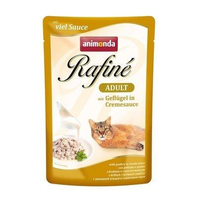 Animonda Rafine Katzenfutter Portionsbeutel Preview Image