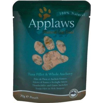 Applaws Cat im Portionsbeutel Nassfutter für Katzen