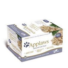 Applaws Cat Pots Selection Multipack Katzenfutter Preview Image