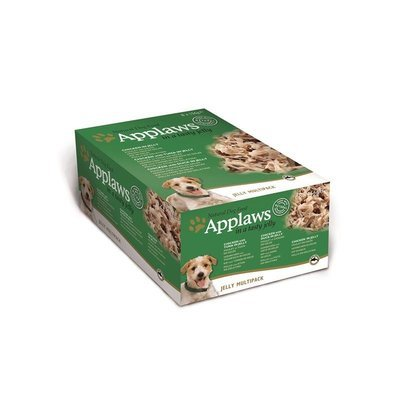 Applaws Hundefutter Nassfutter Dose Gelee Selection