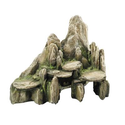 Terrarium Deko.Aqua Della Stone Slate Aquarium Deko