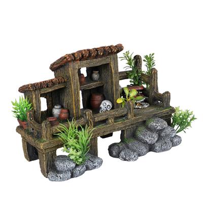 Aqua Della - verlorene Hütte