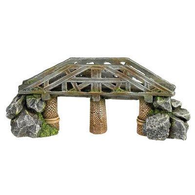 Nobby Aqua Ornaments Brücke mit Steinen