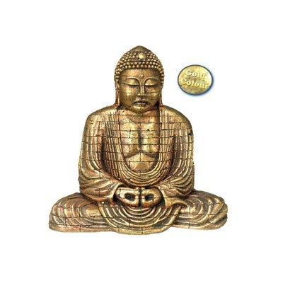 Nobby Aqua Ornaments Goldener Buddha