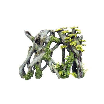 Nobby Aqua Ornaments Holz mit Pflanzen