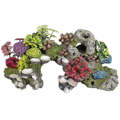 Nobby Aqua Ornaments Koralle mit Pflanzen
