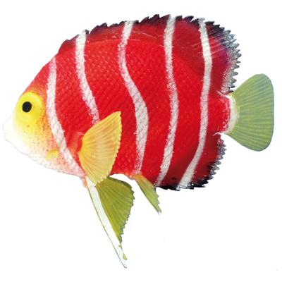 Aquarium Deko Fisch SKALAR