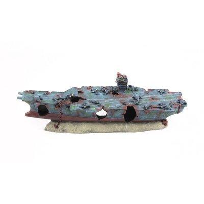 Aquatlantis Aqua Decor Schlachtschiff