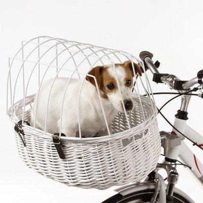 Aumüller E-Bike Hunde Fahrradkorb Standard vorne