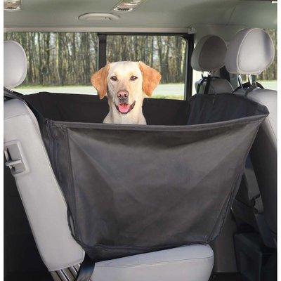 TRIXIE Auto Hundedecke mit Seitenteilen für Rücksitz
