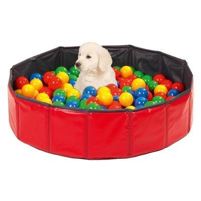 Karlie Bällebad Bälle für Hundepool Doggy Pool