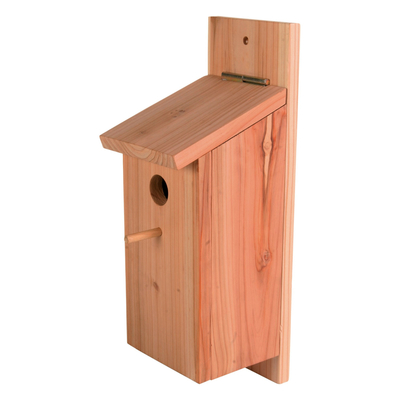 Trixie Bausatz Nistkasten für Vögel, Vogelhaus selbst bauen