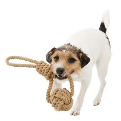 TRIXIE BE NORDIC Hunde Spieltau mit eingeflochtenem Ball Preview Image