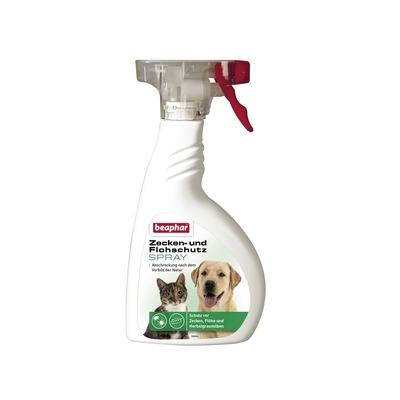 beaphar Zeckenspray und Flohschutz Spray für Hunde und Katzen