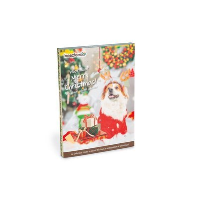 Beeztees Adventskalender Hundesnacks