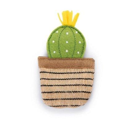 Beeztees Catnip Katzenspielzeug Kaktus