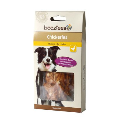 Beeztees Chickeries Hundesnack