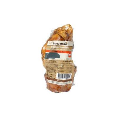 Beeztees getrocknetes Kniegelenk Rind für Hunde
