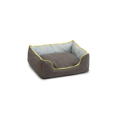 Beeztees Hundebett Lumbro, 55 x 50 x 20 cm, grau