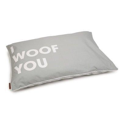 Beeztees Hundekissen Loungekissen Woof You